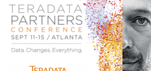 Teradata PARTNERS Conference