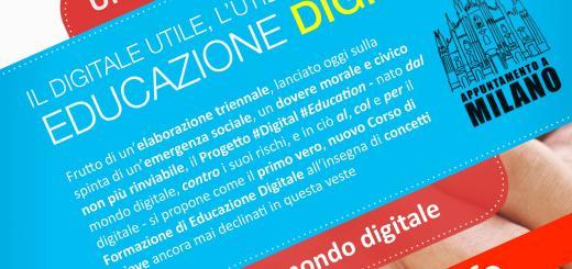 corso educazione digitale