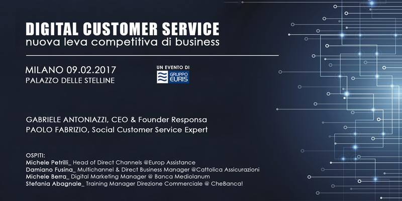 evento digital customer service