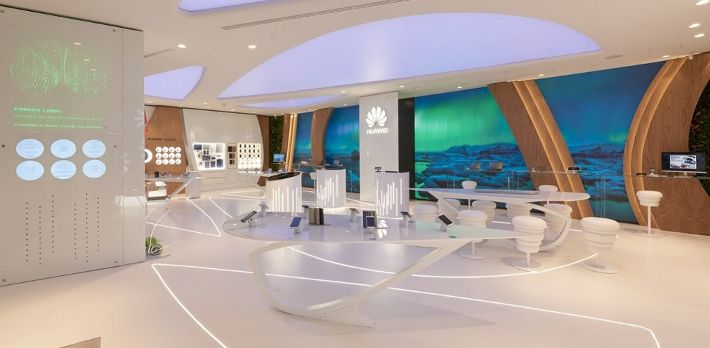 Huawei-experience store