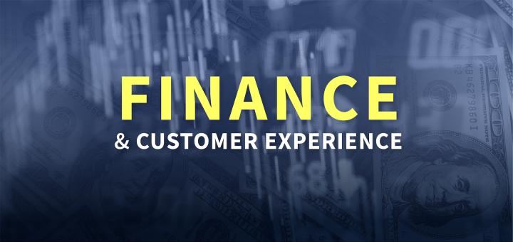 finance & CX