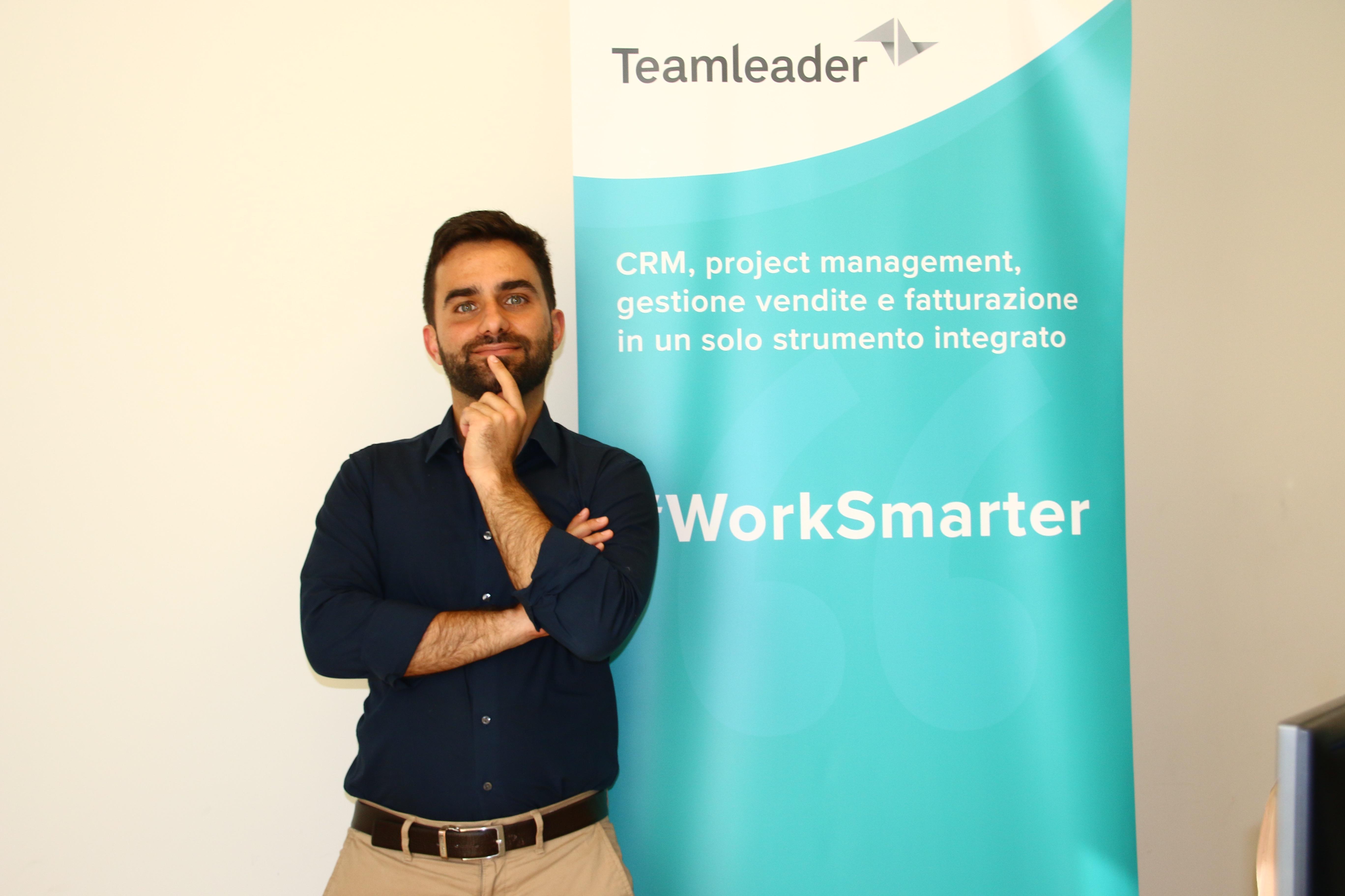 Lorenzo Tiberi_Sales Manager Teamleader Italia