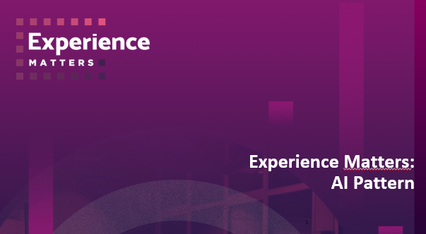 Experience_Matters