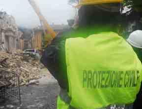 La Protezione Civile porta il contact center a L'Aquila