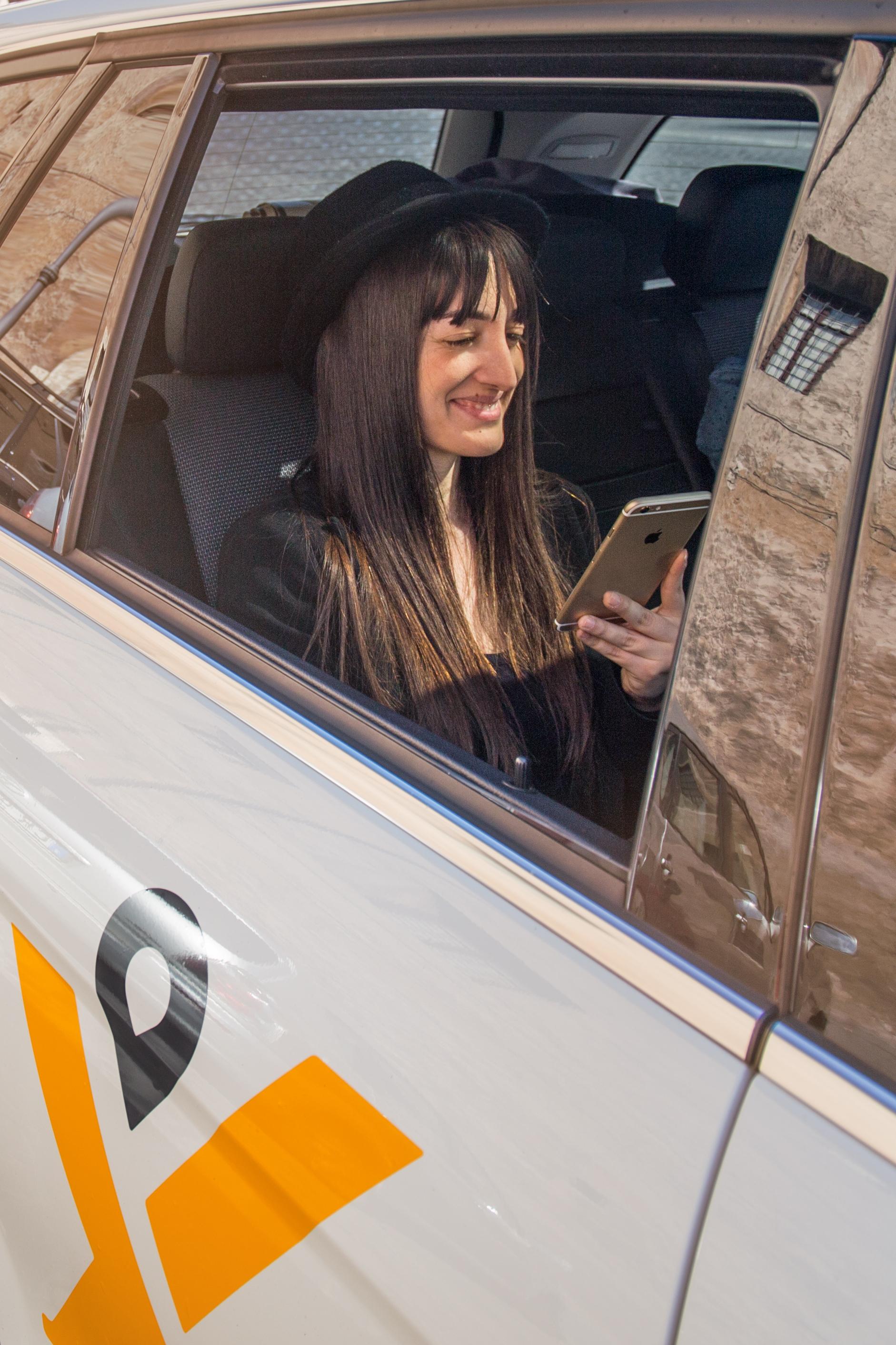 Mytaxi Match, taxi sharing a portata di app