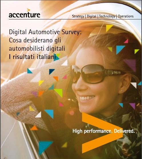Automotive Digital Survey: cosa desiderano gli automobilisti digitali?