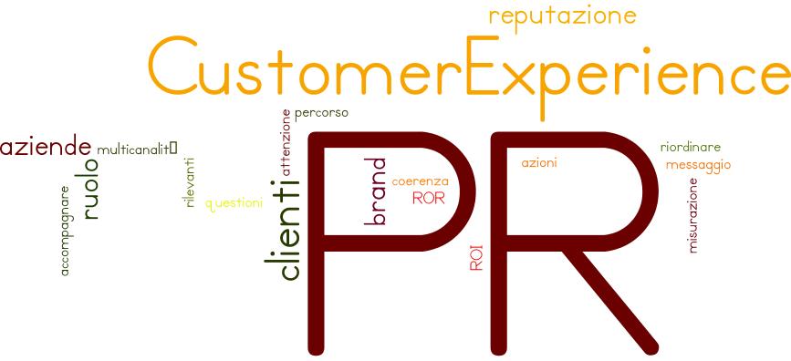 Le PR hanno un ruolo nella Customer Experience?