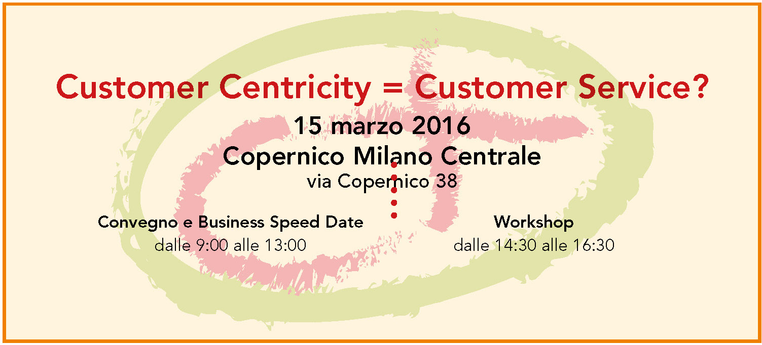 Customer Centricity = Customer Service?