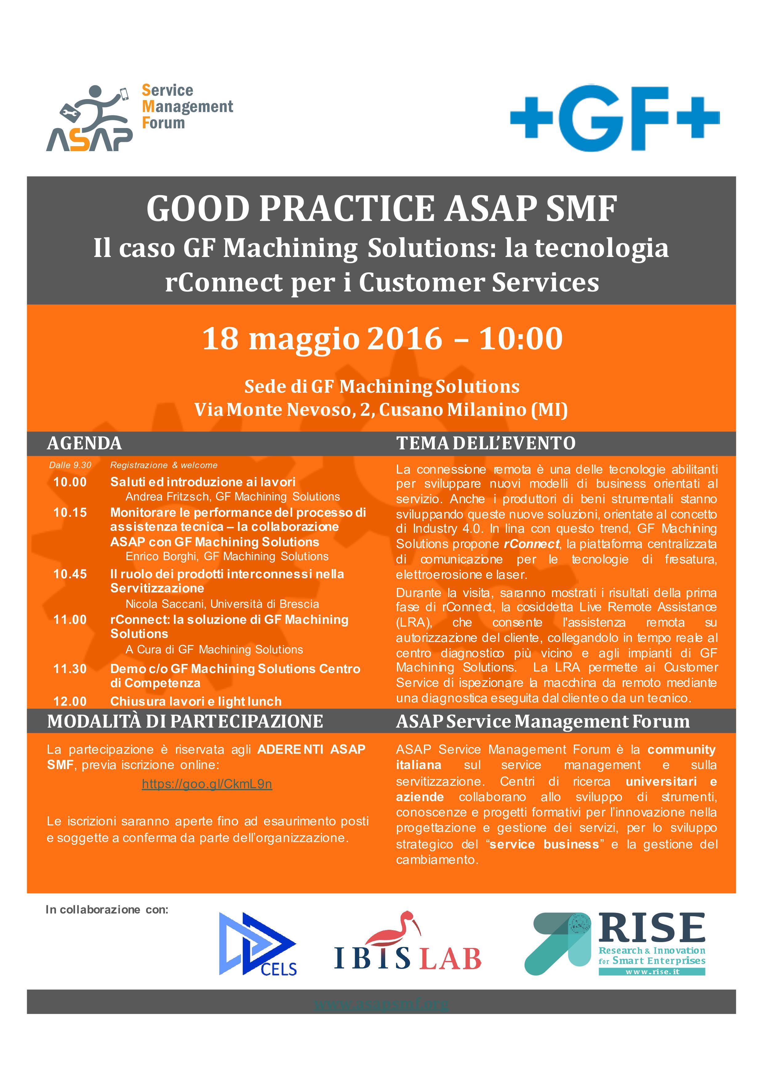 Tecnologia rConnect per il Customer Service