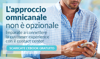 Customer Experience omnicanale: un ebook di Interactive Intelligence