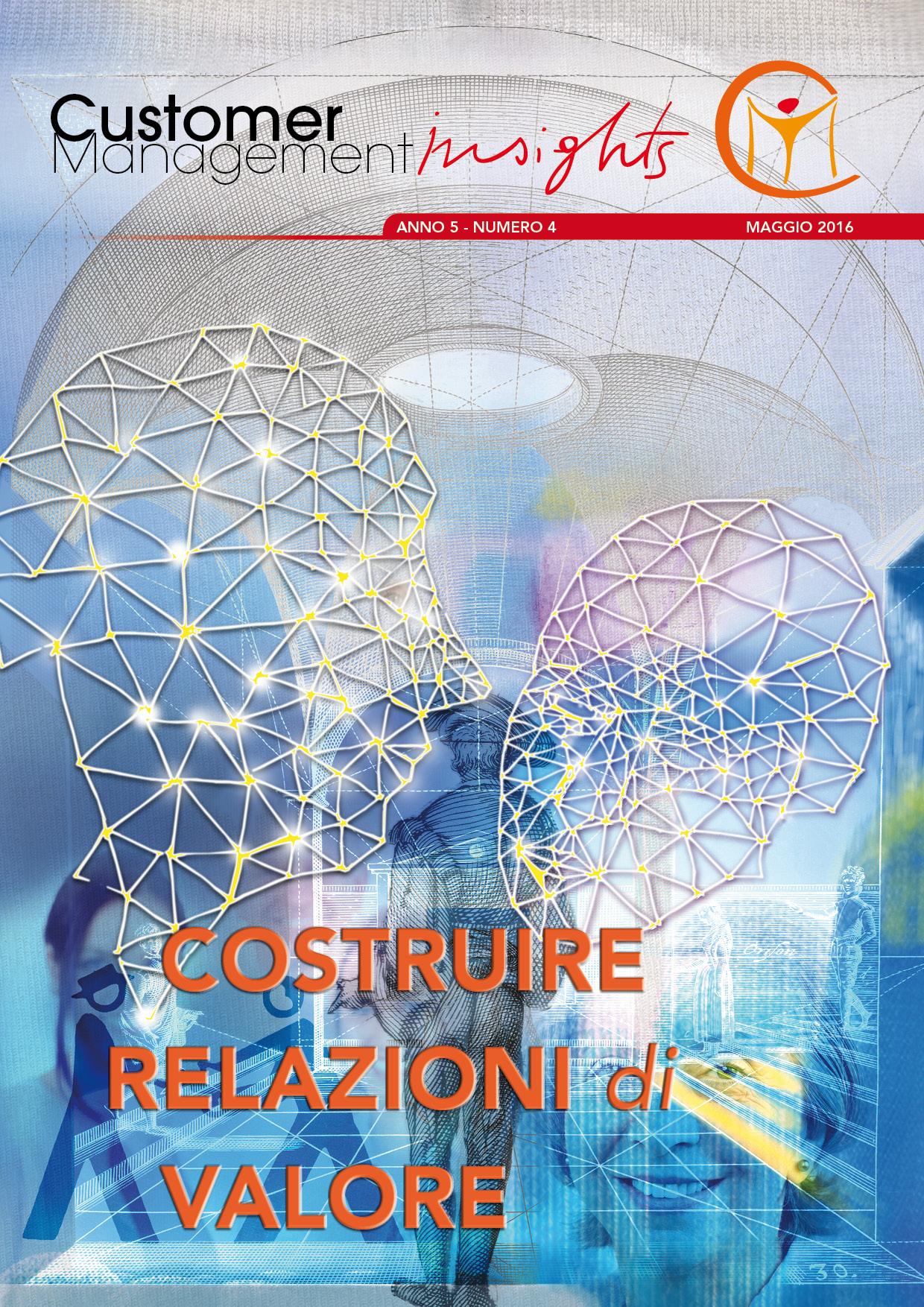 CRM: Costruire relazioni di valore – anno 5 n. 4 monografia