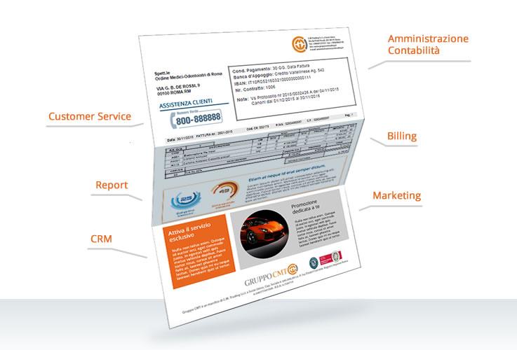 Gruppo CMT e Sentra Energia: presentata la bolletta digitale