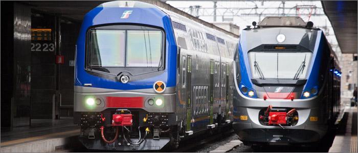 Almaviva e Trenitalia, tecnologie all'avanguardia per i TAF
