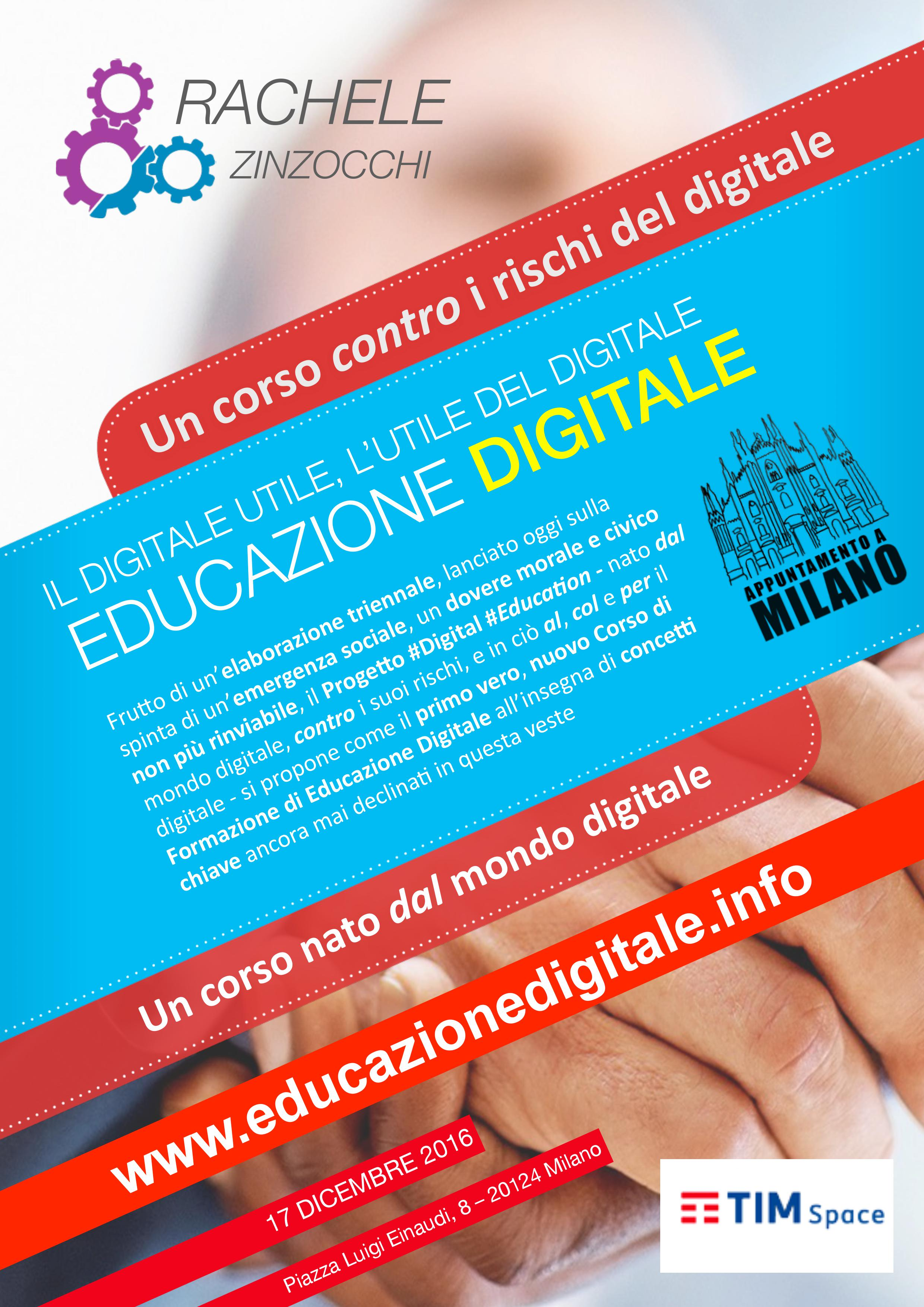 Digitale utile, utile del digitale: parte a Milano il progetto di Digital Education
