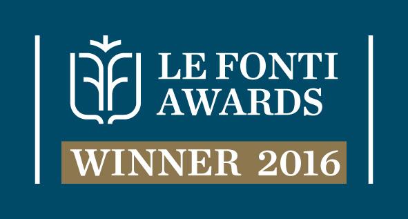 Premio Le Fonti, Phonetica è Impresa dell'anno 2016