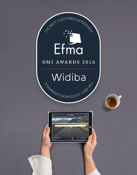 La CX di Widiba premiata da Efma: è la migliore al mondo