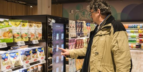 Coop inaugura a Milano il supermercato del futuro