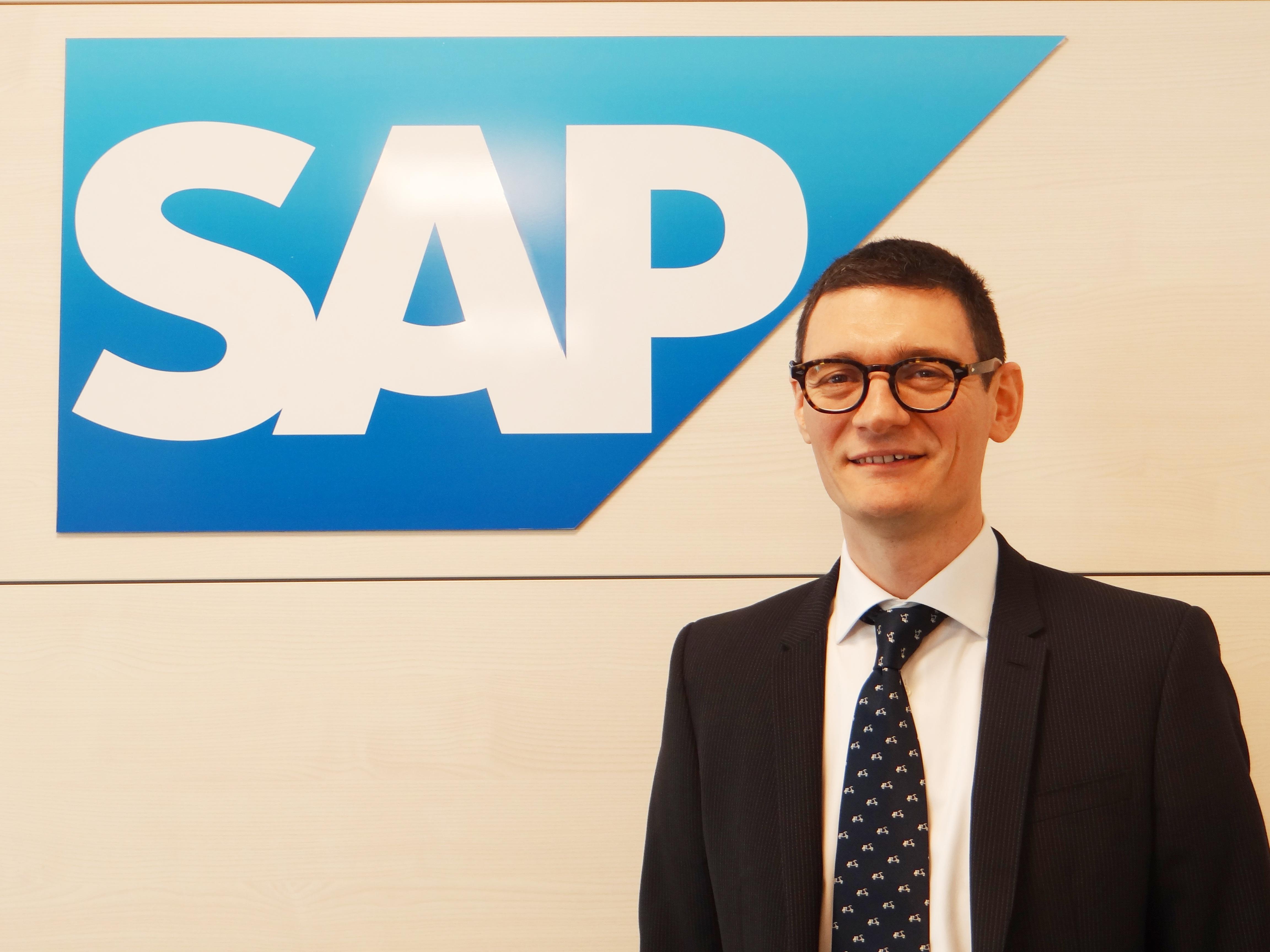 SAP Italia accoglie Matteo Pozzuoli, nuovo Head of Marketing