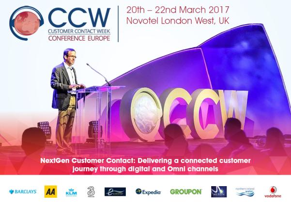CCW 2017: la Customer Contact Week sbarca in Europa