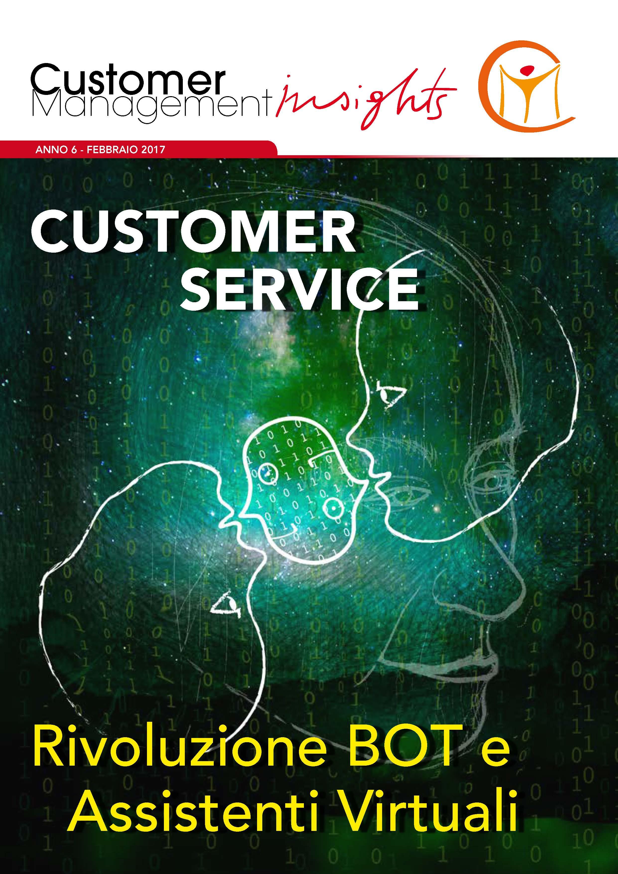 Customer Service: rivoluzione BOT e assistenti virtuali