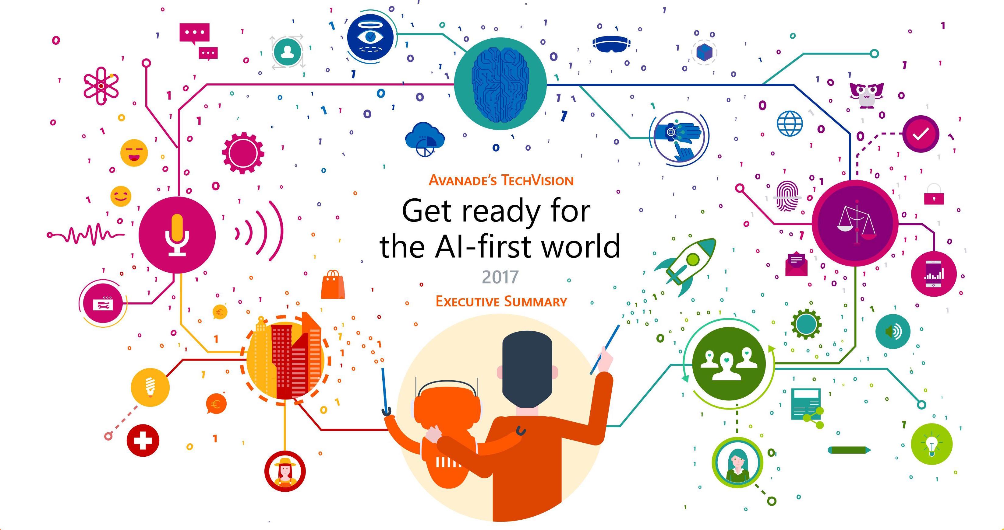 Avanade Technology Vision 2017: agire ora sull'AI per rimanere rilevanti