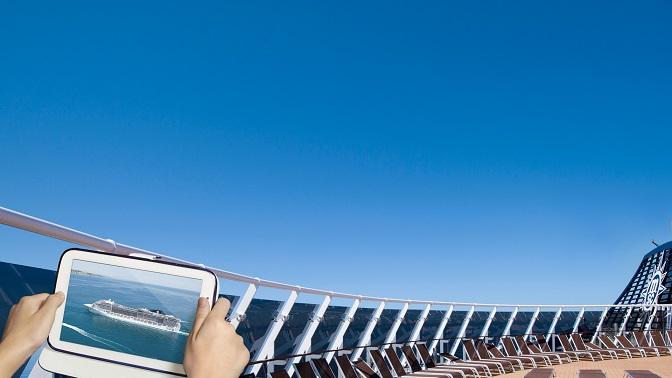MSC for Me: Digital Innovation a bordo delle navi da crociera