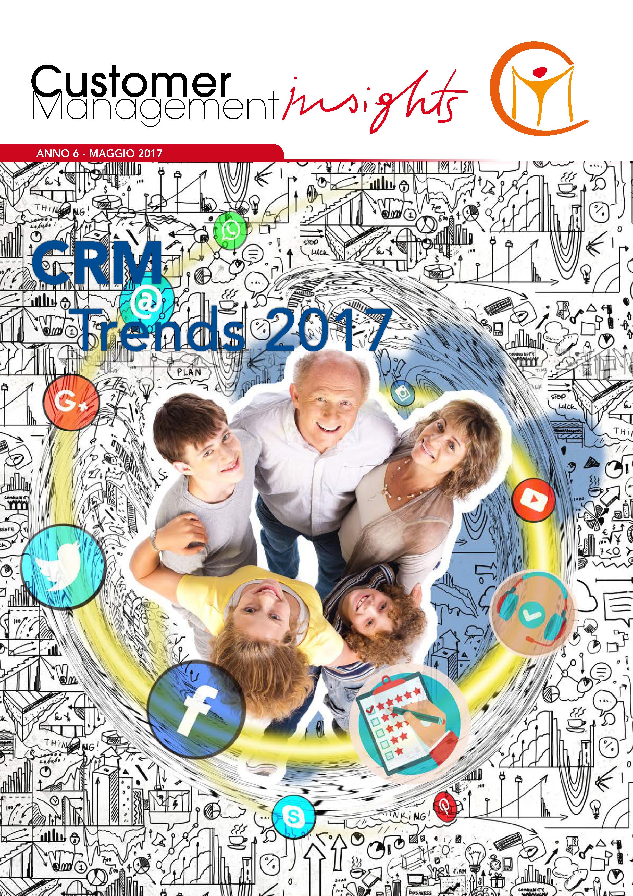 CRM Trends 2017 – Monografia