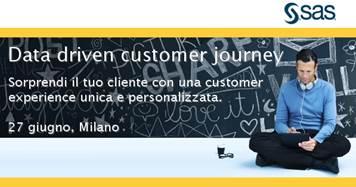 Data Driven Customer Journey: l'importanza dei dati per la soddisfazione del cliente