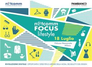 Netcomm e Pambianco per i prodotti lifestyle Made in Italy in digitale