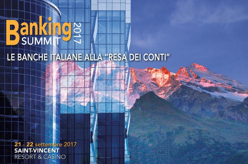 Banking Summit 2017: un nuovo modo di fare banking