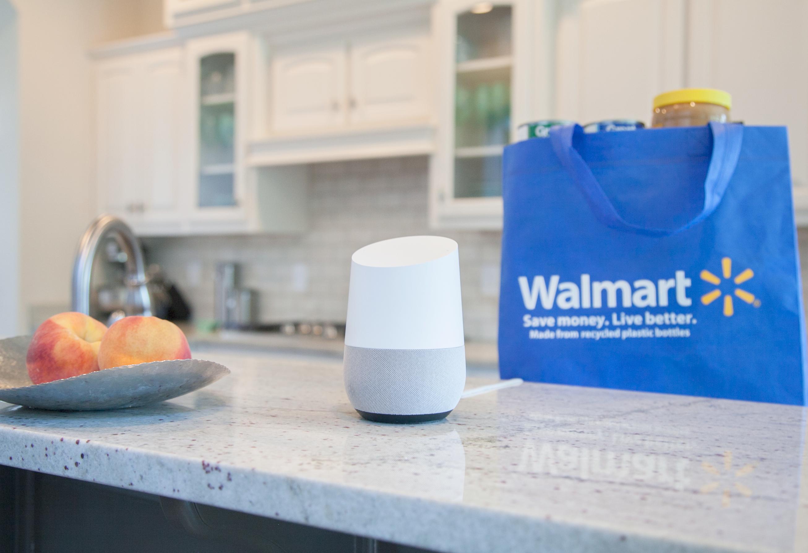 Shopping vocale per la GDO: annunciata la partnership Google-Walmart