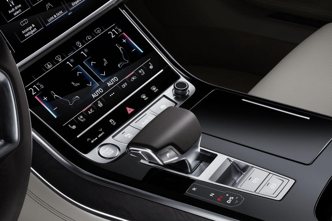 La nuova Audi A8 dialoga con i guidatori grazie a Dragon Drive