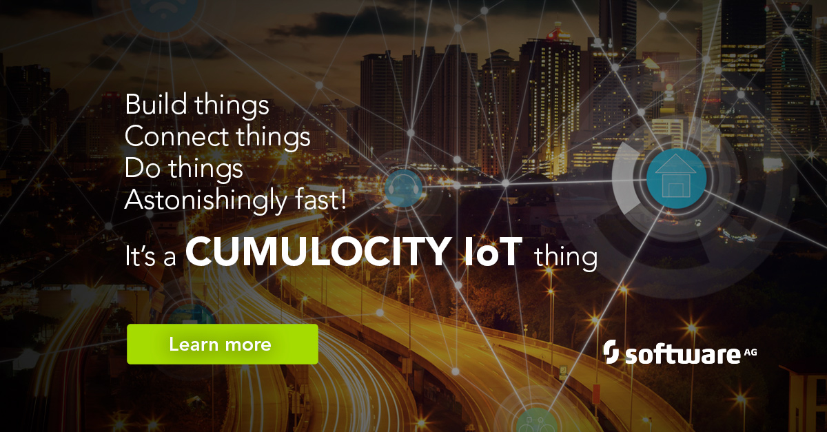 Soluzioni IoT self-service con Cumulocity IoT