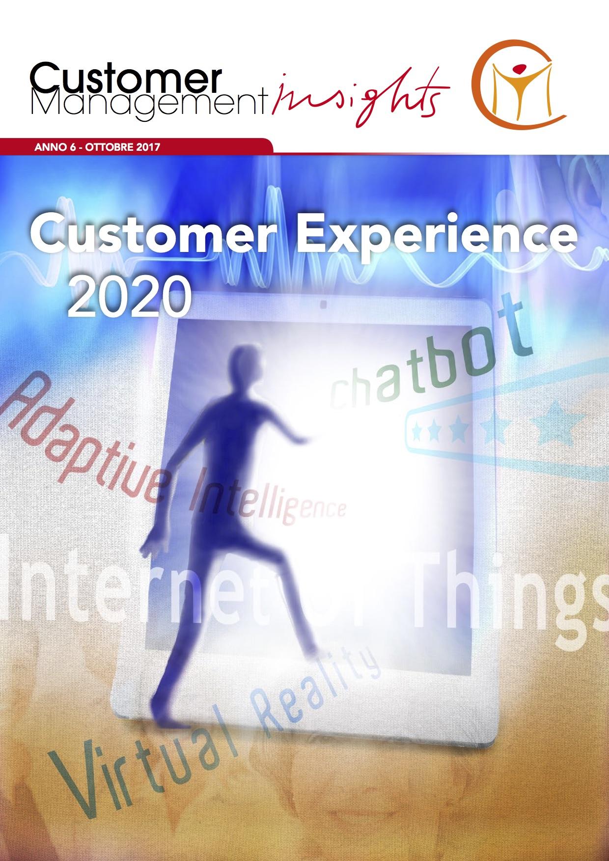 Customer Experience 2020 – Monografia