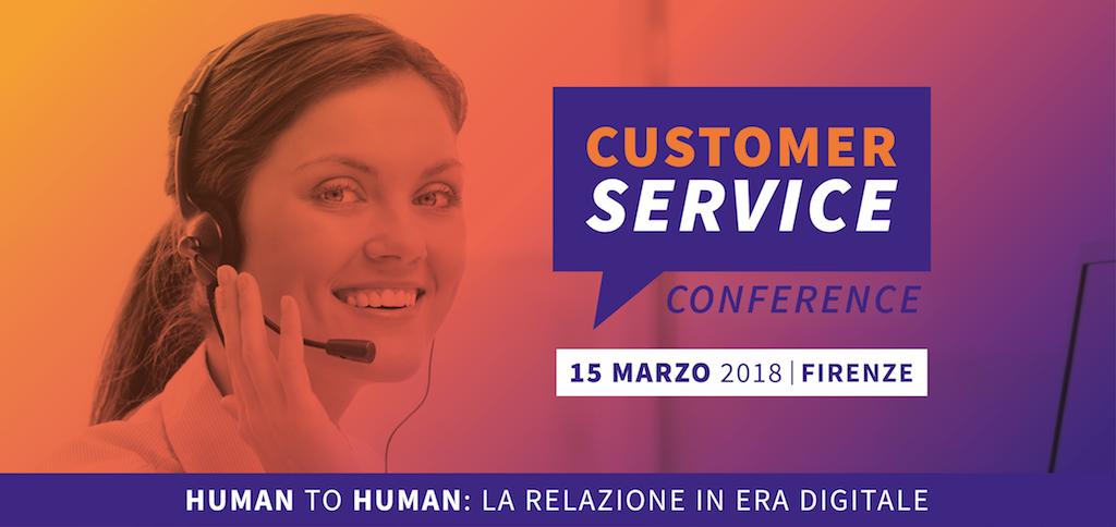 Agenda tappa Firenze Customer Service Conference
