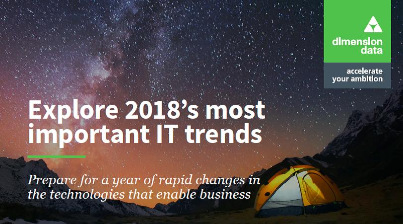 IT e CX, ecco le tendenze che caratterizzeranno il 2018