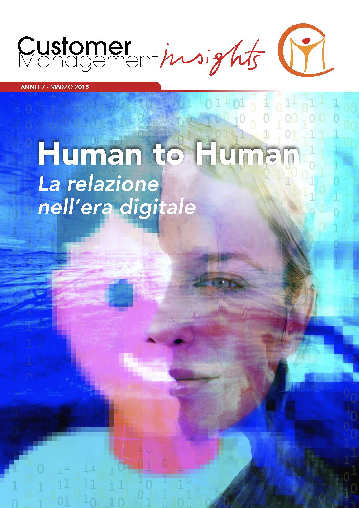 Human to Human. La relazione nell'era digitale – Monografia