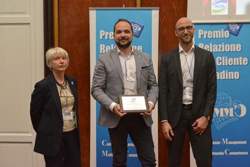 SMARTY, Chatbot di Costa Crociere sviluppato da LiveHelp®,  riceve il premio CMMC 2018 – sezione Chatbot & AI Customer Service
