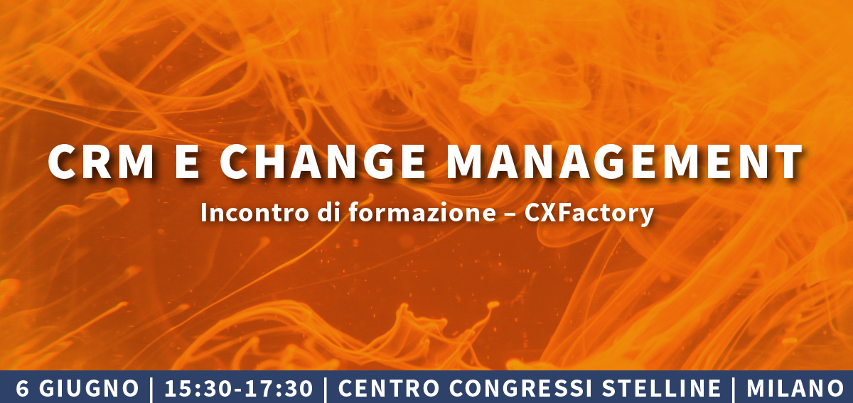 CRM e Change Management