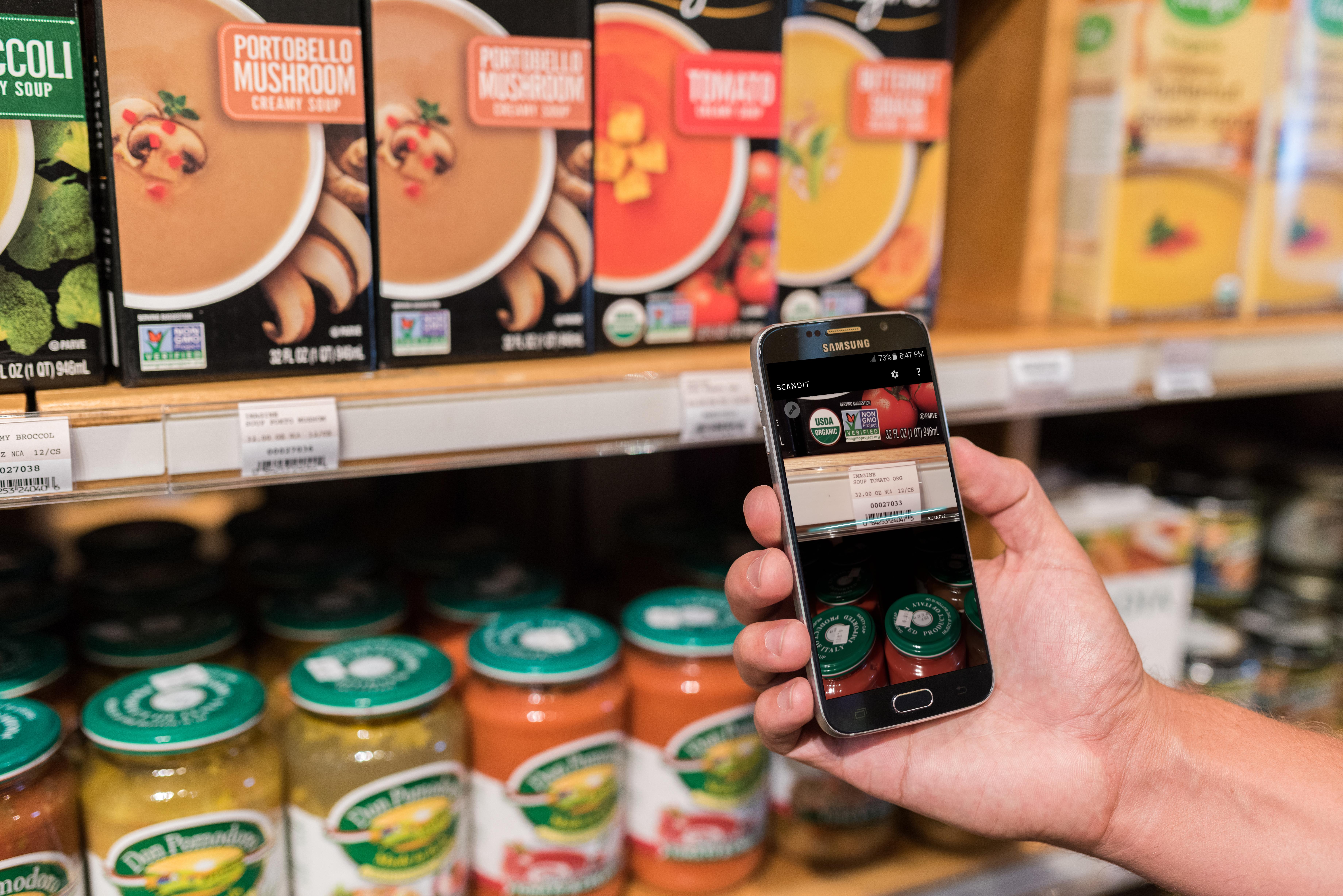 Realtà aumentata e self-scanning nella nuova app di Coop Centro Italia