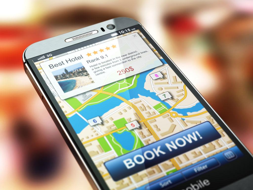La nuova ricerca Oracle rivela che le app per ristoranti e hotel vengono usate una volta a settimana