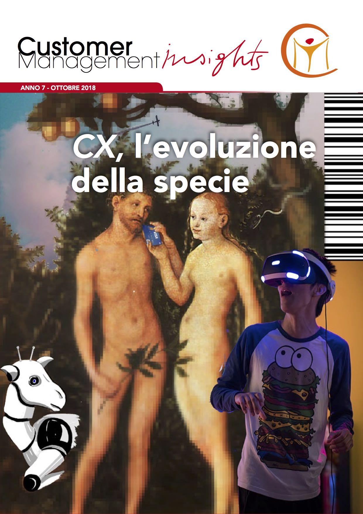 CX, l'evoluzione della specie – Monografia