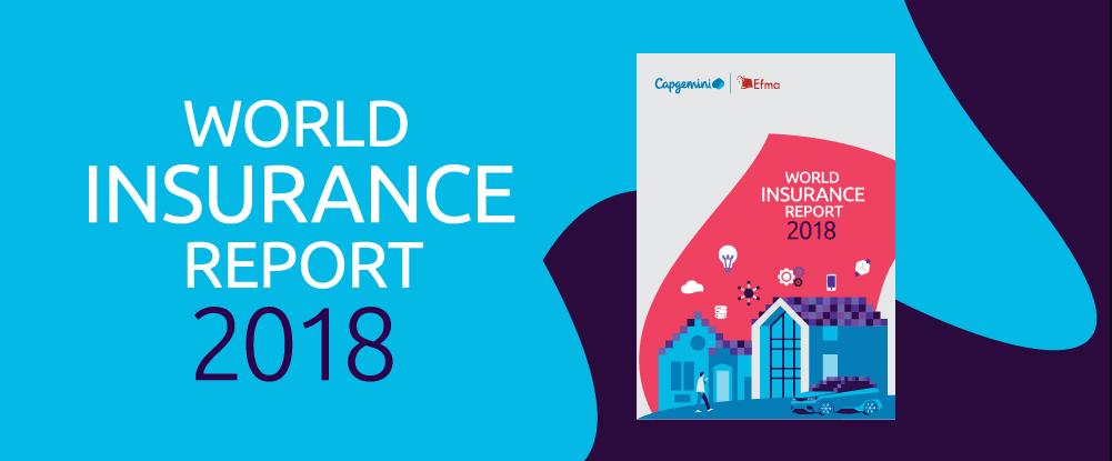Pubblicato oggi da Capgemini il primo World InsurTech Report