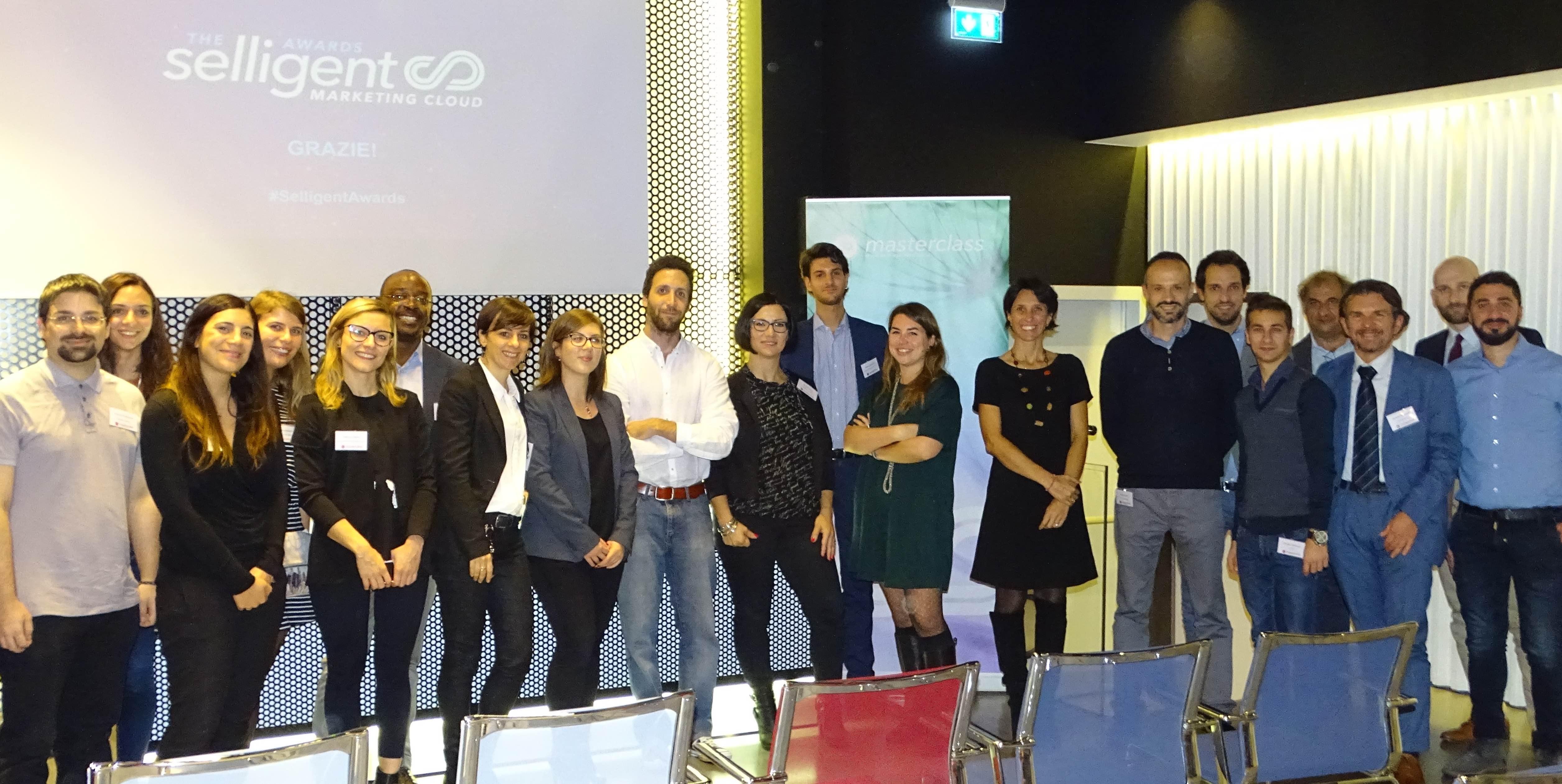 Selligent Awards2018: i vincitori dell'edizione italiana