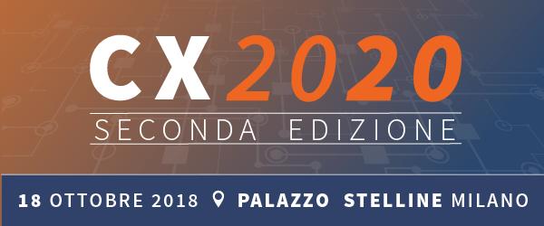 Customer Experience 2020 – seconda edizione