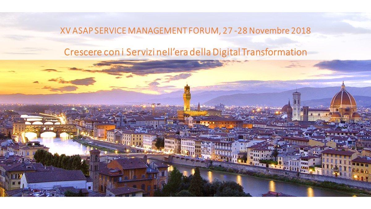 XV ASAP SMF: crescere nell'era della digital transformation