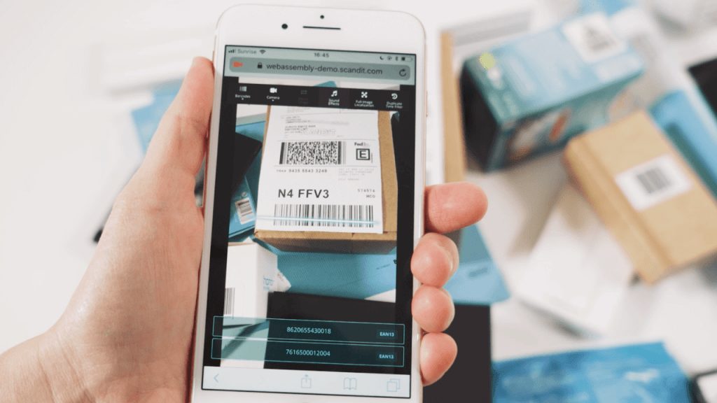 Scandit introduce l'Augmented Reality nel retail e logistica