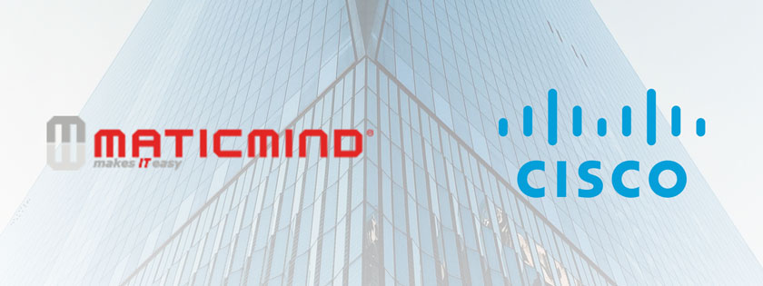 Maticmind premiata al Cisco Partner Summit 2018