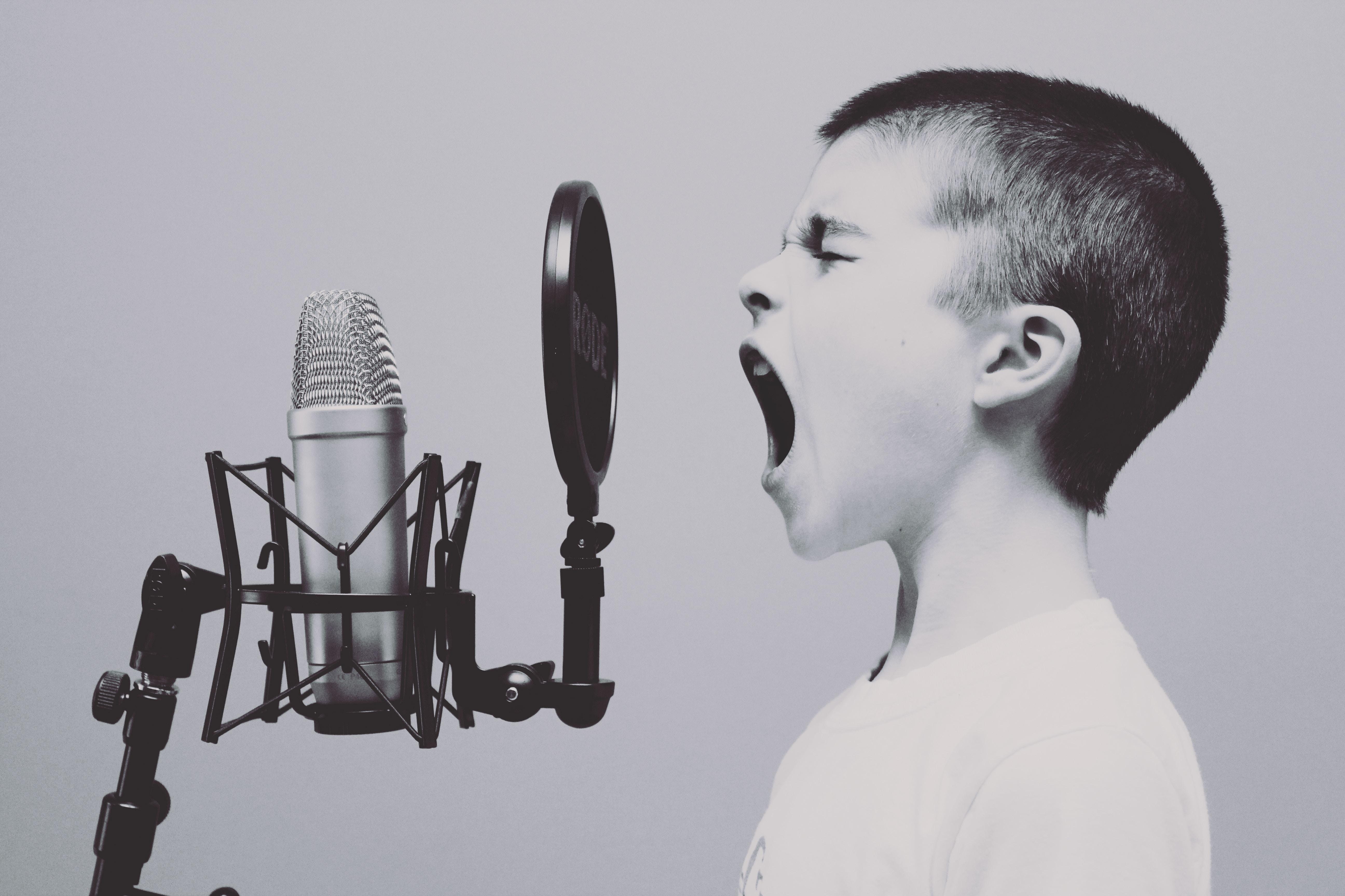 Parole, parole, parole: la voce alla conquista del mercato