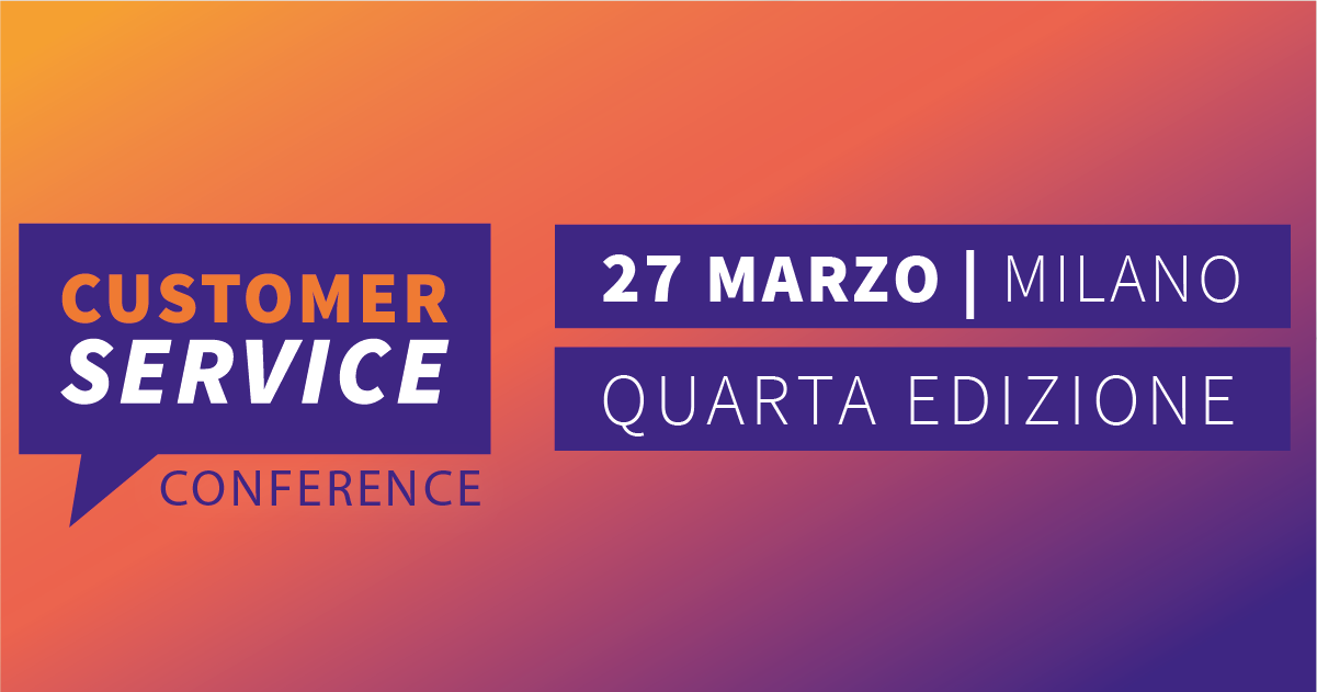 Customer Service Conference 2019